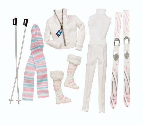 Barbie Collector Look Kollektion: Winter Weekend Ski Fashion Pack