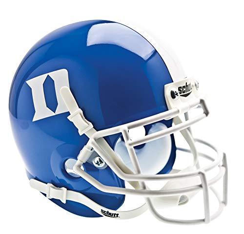 Schutt NCAA Duke Blau Devils Sammlerstück Alt 1Mini Helm, Blau