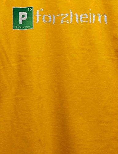 Pforzheim T-Shirt Gelb