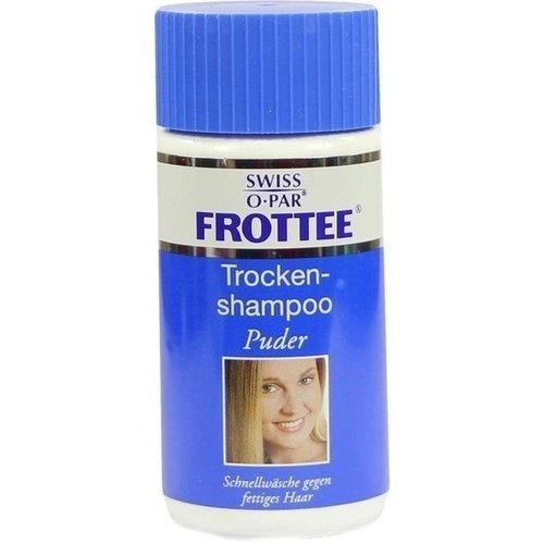 TROCKENSHAMPOO Frottee Swiss O Par Pulver 30 g Pulver