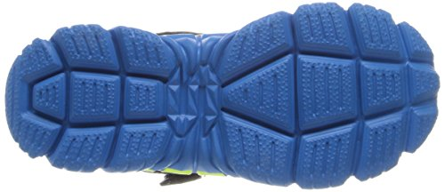 Skechers Tough Trax, Baskets mode garçon Bleu (Nvbl)