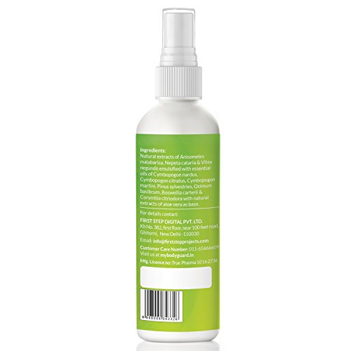 Bodyguard Spray anti-moustiques et insectes naturel 100 ml