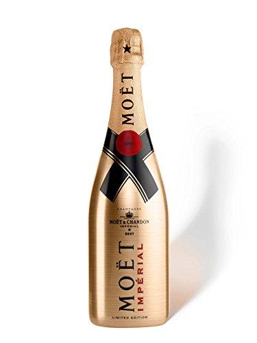 Moet & Chandon Impérial Brut Festive EOY Limited Edition Champagner (1 x 0.75 l)