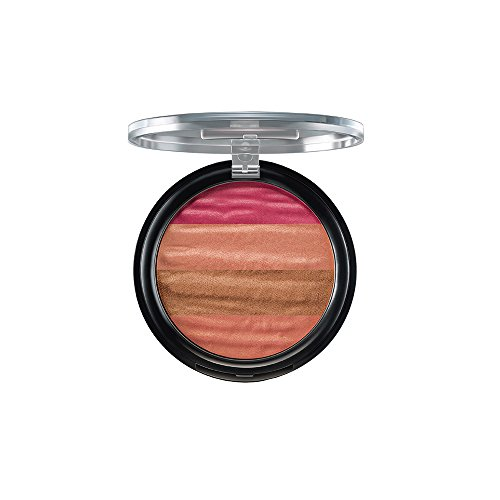 Lakme Absolute Illuminating Blush, Shimmer Brick In Pink, 10 g