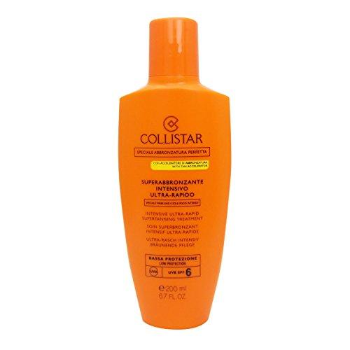Collistar - PERFECT TANNING intensive treatment SPF6 200 ml