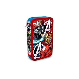 Avengers- Plumier Doble (Kids Euroswan AV16108)
