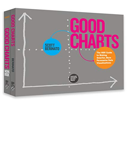 Review Good Charts Collection: Tips, Tools, and Exercises for Creating Powerful Data Visualizations ()