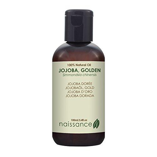 Naissance Golden Jojoba Oil 100ml 100% Pure