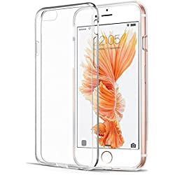 Kaira Silicon Transparent TPU cover for Apple iPhone 6/Apple iPhone 6s