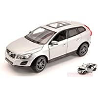NEW RASTAR RAT41600S Volvo XC60 2013 Silver 1:24 MODELLINO Die Cast Model
