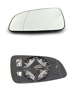 Doctorauto dr165438 miroir glace verre de r troviseur for Remplacement miroir retroviseur exterieur