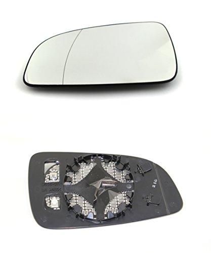 DoctorAuto 57-0471-L-46945 Spiegelglas Heizbar Für 5 Türen Links, 18 x 10 x 0,5 cm