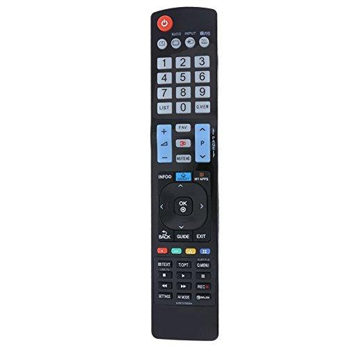 Universal Ersatz Fernbedienung für LG LCD TV AKB73756504