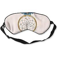 Comfortable Sleep Eyes Masks Owl Pattern Sleeping Mask For Travelling, Night Noon Nap, Mediation Or Yoga preisvergleich bei billige-tabletten.eu