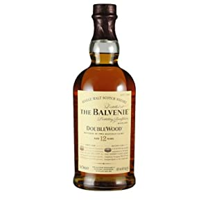 Balvenie Double Wood Whisky 12yr 70cl from The Balvenie Distillery Company