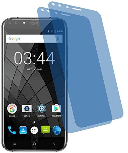 4ProTec 2X ANTIREFLEX matt Schutzfolie für Oukitel U22 Premium Bildschirmschutzfolie Displayschutzfolie Schutzhülle Bildschirmschutz Bildschirmfolie Folie