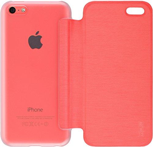 Artwizz 2155-SJ-P5C-RR Rojo funda para teléfono móvil - fundas para teléfonos móviles (Rojo)