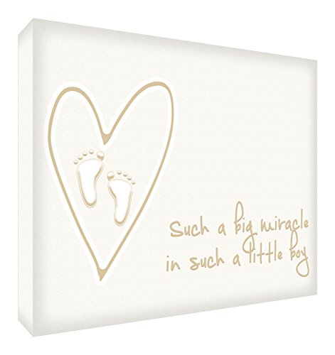 feel-good-art-diamond-blocco-decor-in-vetro-regalo-battesimo-colore-beige-dimensioni-105-x-148-x-2cm