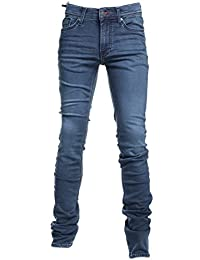 Teddy Smith - Jeans garçon Reaner Jr 60105638d 331g Blue Black
