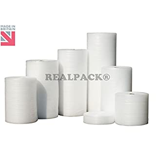 REALPACK® 1 x Small Bubble WRAP ROLL - Wide 24