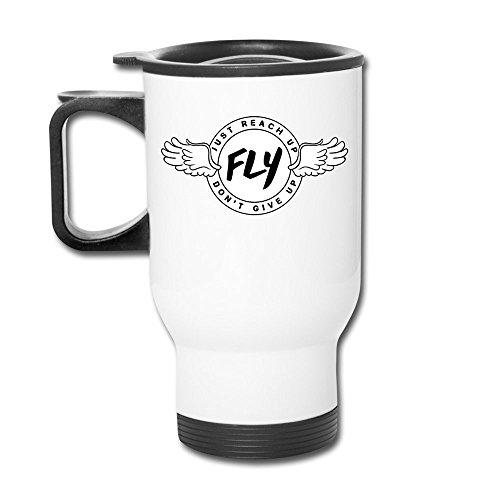 Voyage en céramique Blanc Tasses d'avril Lavigne spécial Jeux Olympiques de voyage Tasses à café Café Gobelet
