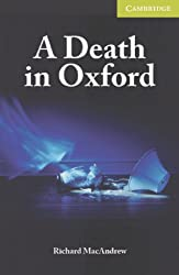 A Death in Oxford
