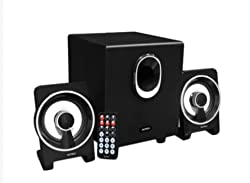 Intex IT-1650BT 2.1 Channel Bluetooth Multimedia Speakers
