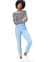 Marchio Amazon - find. Jeans Super Skinny Donna
