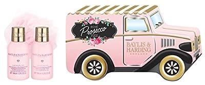 Baylis & Harding Rose Prosecco Fragranced Van Gift Set