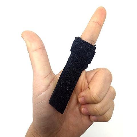 XJY Trigger Finger Splint Home Remedy Support Brace für Geraderichten Curved / Bent / Locked und Stenose Tenosynovitis Hände / Sehnen Release und Schmerzlinderung