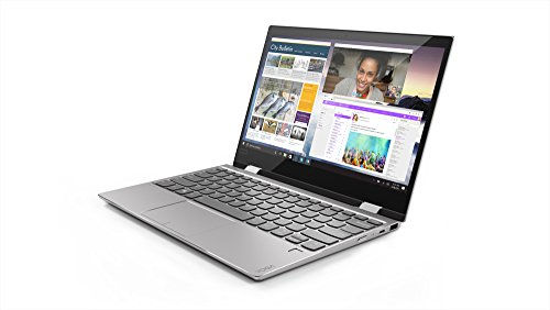"Lenovo Yoga 720-13IKBR - Ordenador portátil táctil convertible 13.3"" FullHD (Intel Core i5-8250U, 8GB RAM, 256GB SSD, Intel UHD Graphics, Windows 10) Gris (Iron Grey), Teclado QWERTY Español"