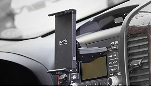"ppyple universal car cd slot mount for tablet pc including ipad mini, samsung galaxy tab 7"" and more (screen size 6.5"" - 8.9""). Ppyple Universal Car CD Slot Mount for Tablet PC including iPad Mini, Samsung Galaxy Tab 7″ and more (Screen size 6.5″ – 8.9″). 41dd3SF0YvL"