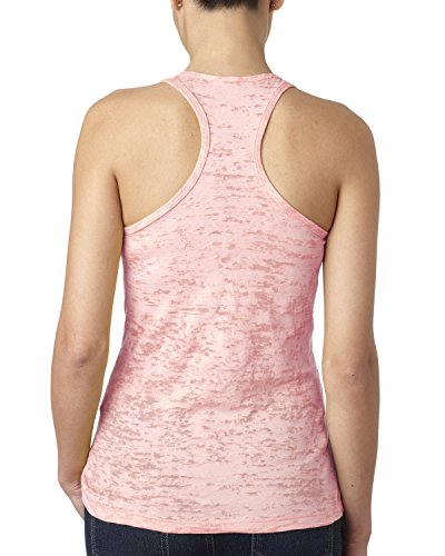 Next Level - T-shirt de sport - Femme Rose - Rose clair