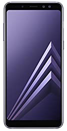 """Samsung Galaxy A8 (2018) SM-A530F 4G Gris - Smartphone (14,2 cm (5.6""""), 32 GB, 16 MP, Android, 7.1.1, Gris)"""