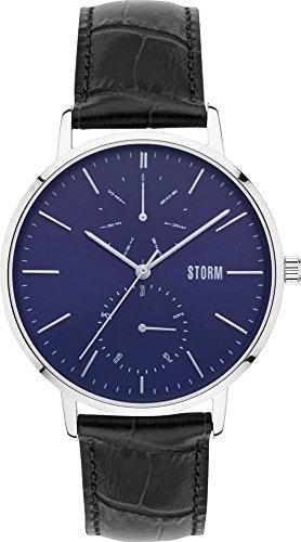 Storm London Denston 47307/B Montre-Bracelet pour hommes très sportif