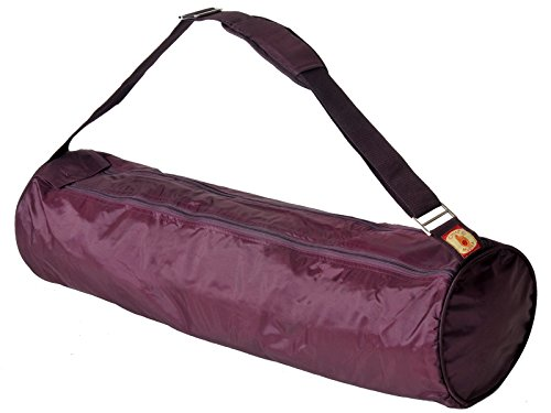 Sac à tapis de yoga Urban-Bag 70cm X 20cm - Prune