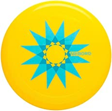 TRIBORD D90 Star Frisbee Yellow