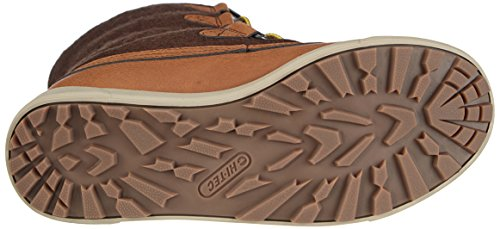 amp; 200 Trekking I Damen 042 W' Wanderstiefel Meados tec Chocolate tan Oi Braun Wp Lexington t4wqzq8x