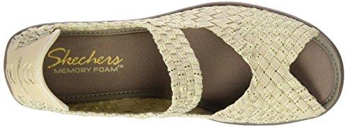 Skechers Parallel, chaussures femme beige (NTGD)