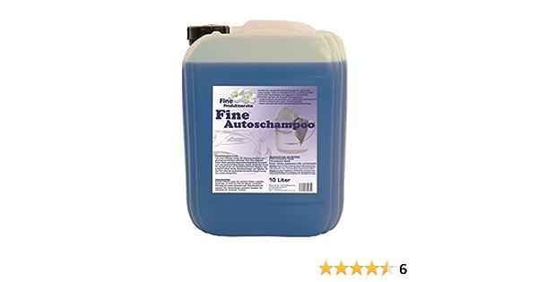 Fine Autoshampoo 20 Liter Profi Autoshampoo Konzentrat Autopflege Auto