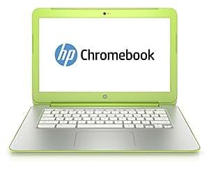 """HP Chromebook 14-x001nf 14"""" Vert (Nvidia Tegra, 4 Go de RAM, Disque Dur 16 Go, Chrome OS)"""