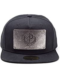 Fallout 4 - Brotherhood Of Steel Metal Plate Snapback [Import allemand]