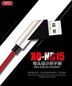 E - COSMOS Micromax Canvas A1 USB Data Cable USB Cable (White)