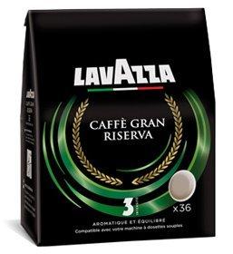 36 Kaffeepads Lavazza Caffè Gran Riserva