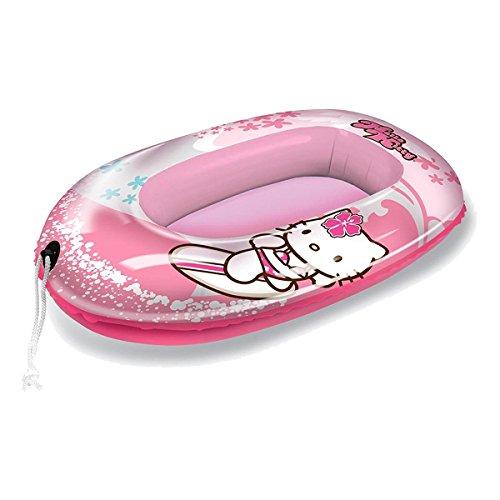 Dabuty Online, S.L. Schlauchboot für Kinder und Mädchen Pool Hello Kitty Maße: 95 x 66 cm. (Hello Kitty-aufblasbares Pool)