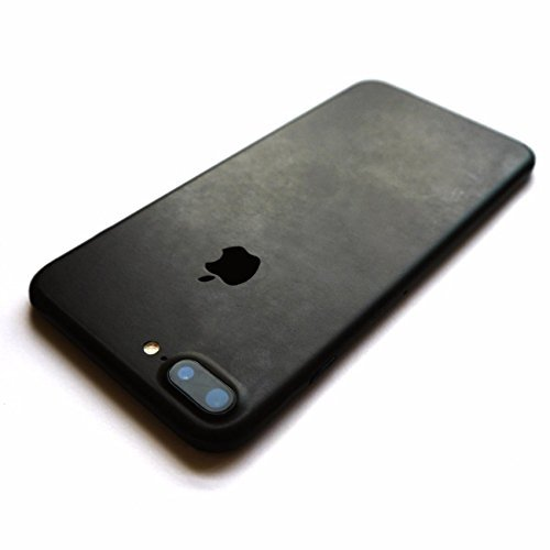 Gadgets Wrap UF-RIB8-YKST Skin Sticker for Apple iPhone 7 Plus (Black)