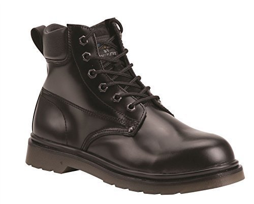 Portwest FW28 Air Ammortizzatore Boot 39/6 Sb Black 8 UK Black