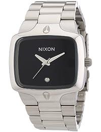 Nixon Herren-Armbanduhr Analog Edelstahl A140000-00