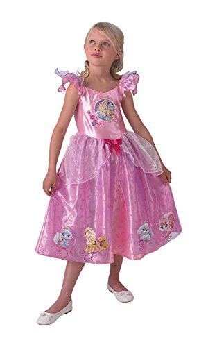 Disfraz Princesas Palace Pets niña Deluxe - De 3 a 4 años