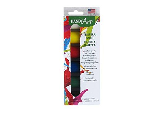 handy-art-tempera-paint-75oz-6-pkg-primary